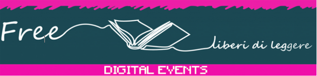 Banner Digital events Biblioteche&architetture