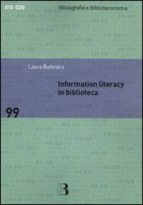 Information Literacy in biblioteca